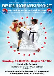 NWTV-Meisterschaften im Taekwon-Do und Kickboxen @ Sporthalle Boffzen | Boffzen | Niedersachsen | Deutschland