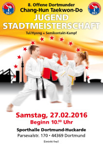 Dortmunder Stadtmeisterschaft @ Sporthalle Huckarde | Dortmund | Nordrhein-Westfalen | Deutschland