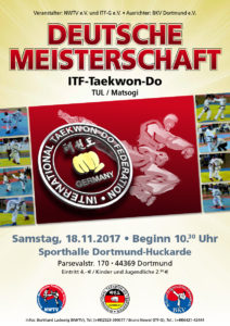 IDM ITF-Germany @ Sporthalle Dortmund-Huckarde | Dortmund | Nordrhein-Westfalen | Deutschland