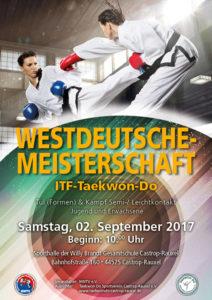 Westdeutsche Meisterschaft NWTV @ Sporthalle der Willy Brandt Gesamtschule Castrop-Rauxel   Castrop-Rauxel   Nordrhein-Westfalen   Deutschland