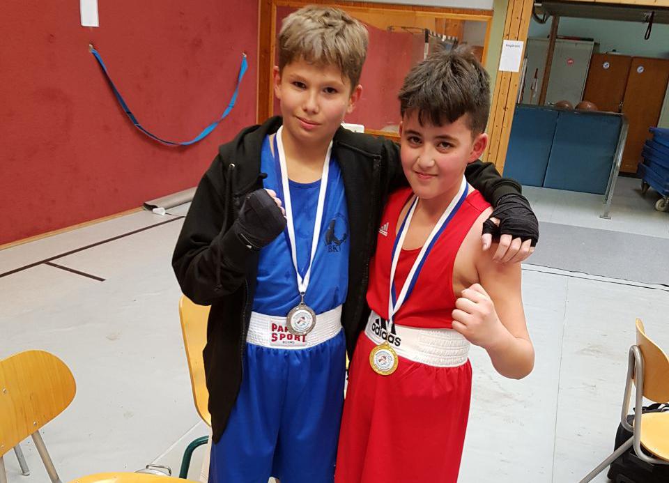 Neue Erfolge für unsere Boxer
