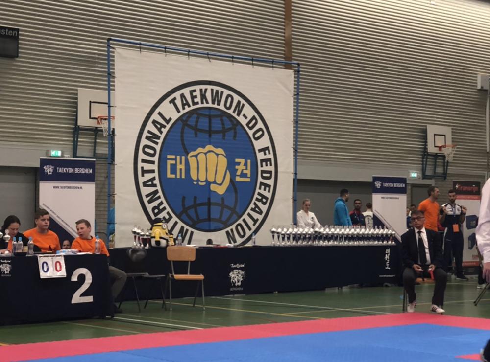 Open Taekyon Championships in Oss