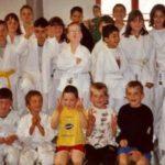 Kindergruppe Tanja 2001
